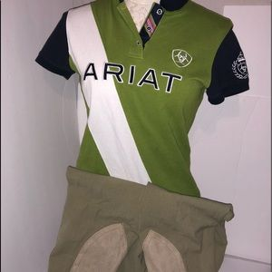 Ariat polo and riding pants size s pants 28